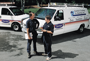 Central Cooling will help with all of your HVAC needs.